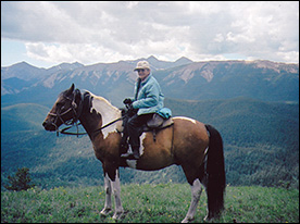 Horseback Adventures trail rides